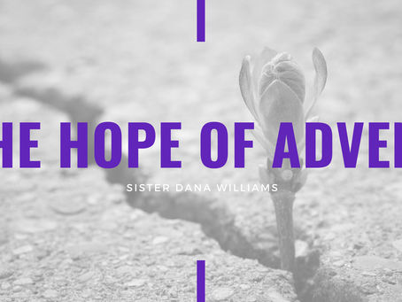 Advent 2020: The Hope of Advent by Dana Williams