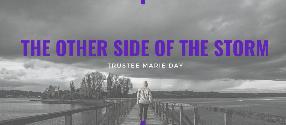 Advent 2020: The Other Side of the Storm by Marie Day
