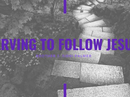Lent 2021: Serving to Follow Jesus by J. Jioni Palmer