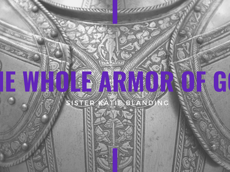 Advent 2020: The Whole Armor of God by Katie Blanding