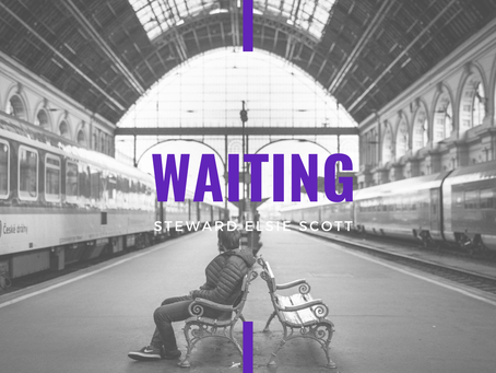 Advent 2020: Waiting by Elsie Scott