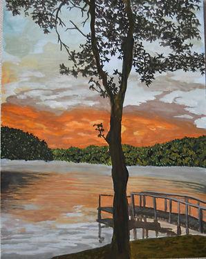 Autumn Sunrise at the Lake.JPG