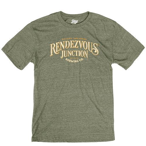 RJBC Text Badge T-Shirt
