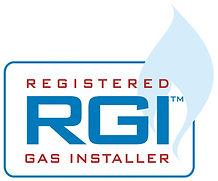 registered gas installer logo