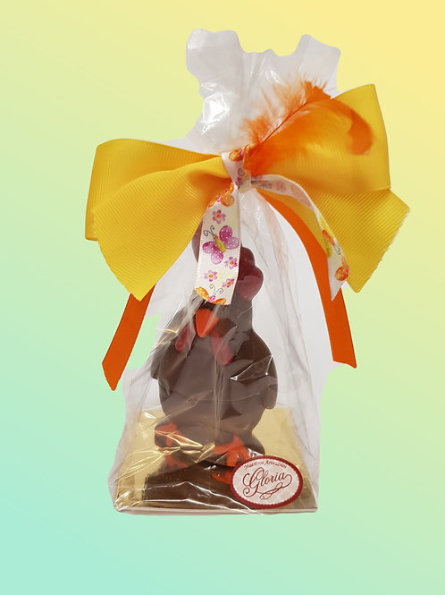 Figura de chocolate