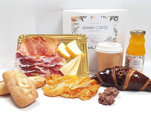 Desayuno Gourmet mixto