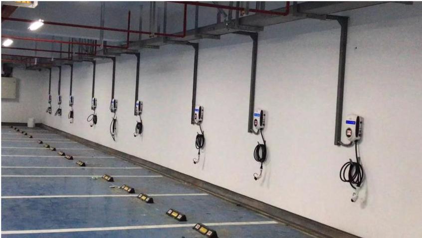 Set up AC Charging Network at Parking Lots in Hongkong