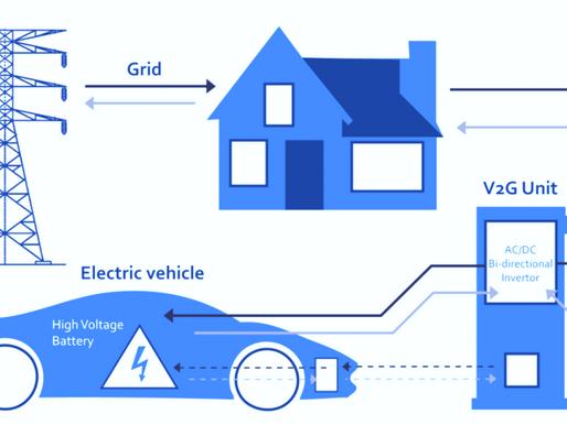 Bidirectional Charging: รูปแบบการชาร์จรถยนต์ไฟฟ้าในอนาคต