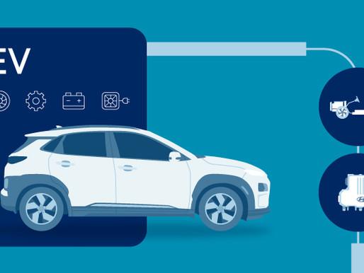 องค์ประกอบและชิ้นส่วนหลักของรถยนต์ไฟฟ้า (EV) รวมถึงต้นทุนในการผลิต