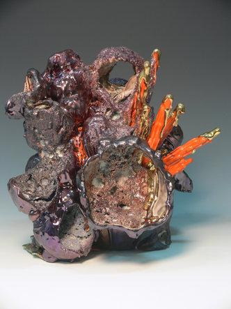 Excitotoxin: Metalic Purple