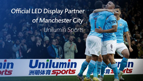 Manchester City Choose Unilumin LED Tech