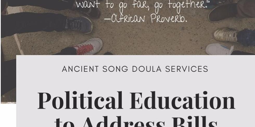 Political Edcuation - Lobbying 101