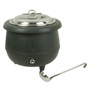Stainless Steel Soup Warmer