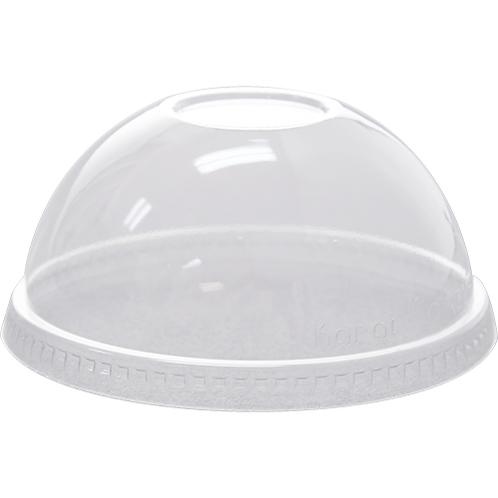 PET Dome Lid 98mm