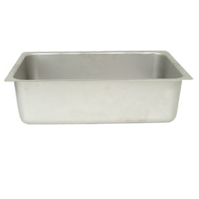 Stainless Steel Spillage Pan
