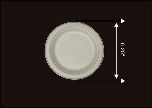 "6"" Round Plate"