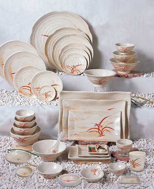 Gold Orchid Melamine