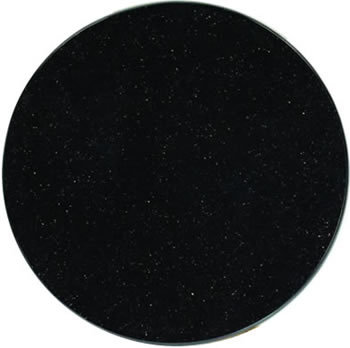 Model:TF-MB-002 ROUND BLACK GALAXY