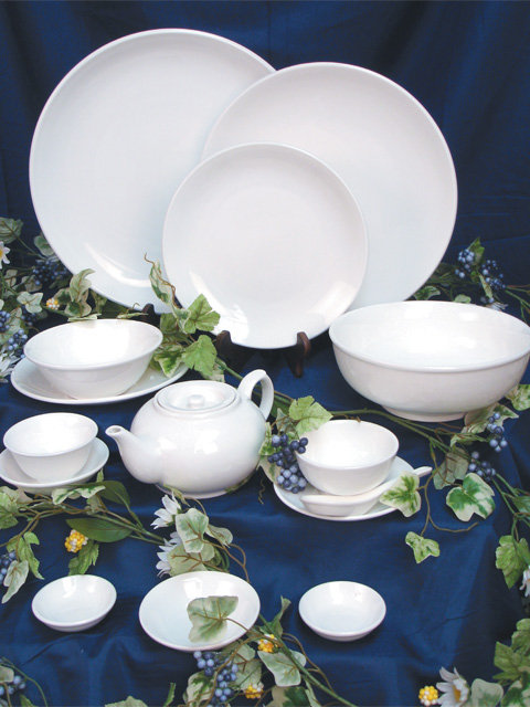 Imperial White China