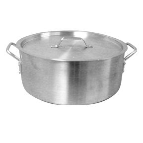 Aluminum Brazier Pots