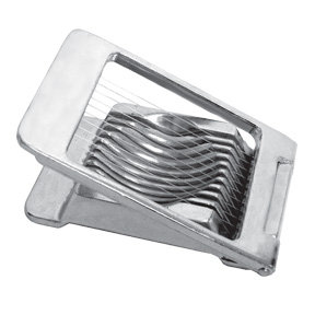 Aluminum Egg Slicer
