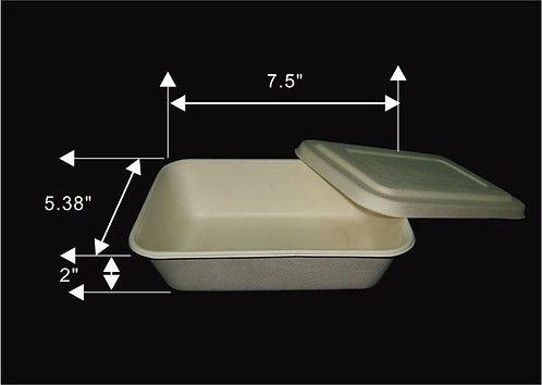 850 ML BOX W/ SEPARATE LID