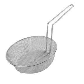 Culinary Baskets NIckel Plated