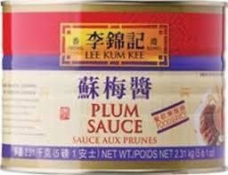 Lee Kum Kee Plum Sauce 5LB