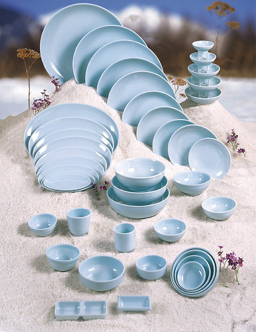 Blue Jade Melamine
