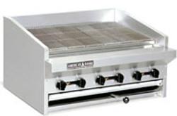 Adjustable Top Radiant Broilers