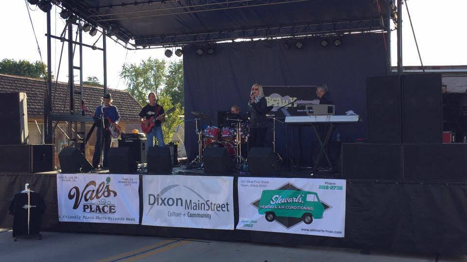 West End Fest Dixon, IL October 2016