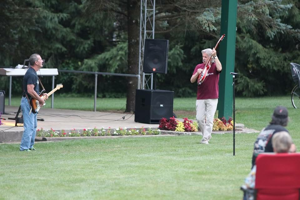 Oregon Concert in the Park July 2018