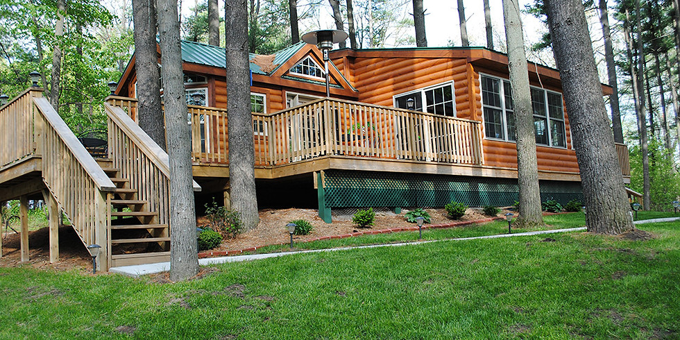 Live at Timber Lake Resort