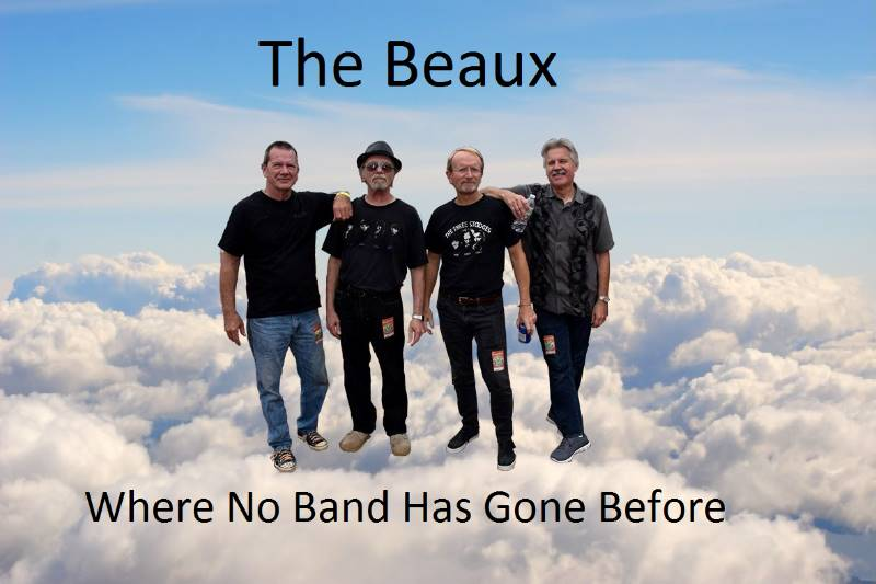 The Beaux in the clouds