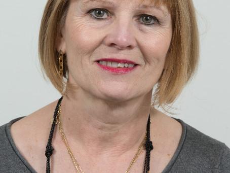 Sylvie Dubois, nouvelle vice-présidente de la région Centre-Val de Loire