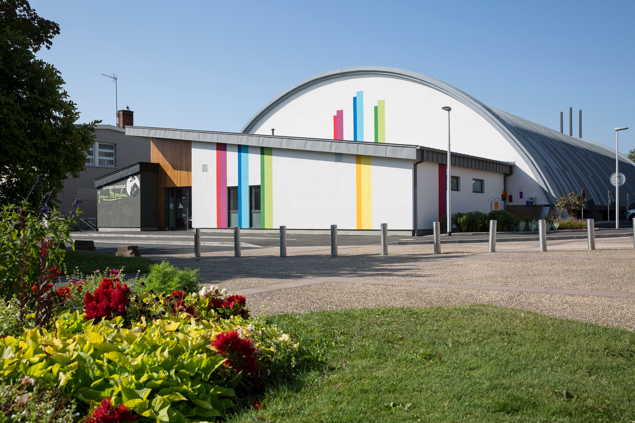GYMNASE JEAN-MOULIN