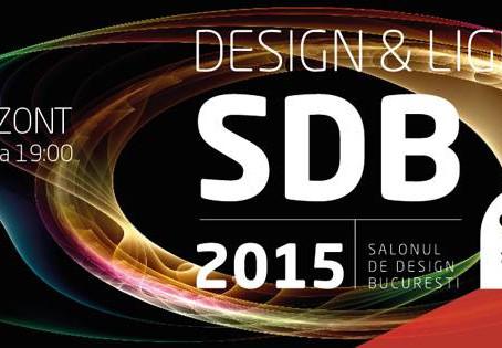 """Expozitia """"Design&Light""""- eveniment in cadrul Salonului de Design Bucuresti"""