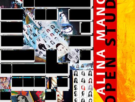 """Expoziţie de artă  """"Open Studio – Alina Manole"""" la Casa Arte"""
