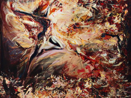 """expozitia """"Culorile toamnei"""", la Galeria Elite Prof Art"""