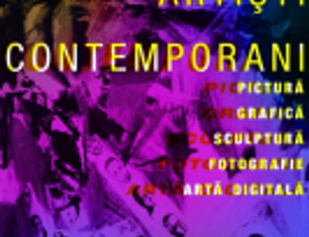 "expozitie "" Tineri artisti contemporani"" la galeria de arta Elite Prof Art- Floreasca"