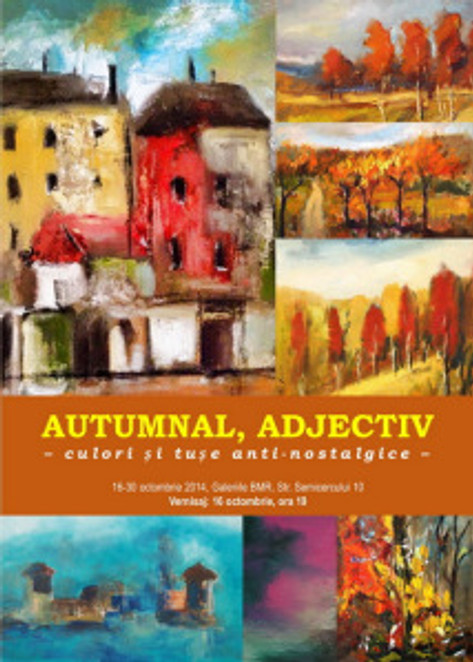 afis Autumnal Adjectiv
