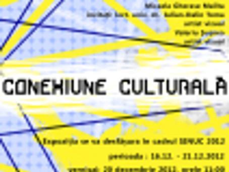 """vernisajul expozitiei """" Conexiune Culturala"""""""