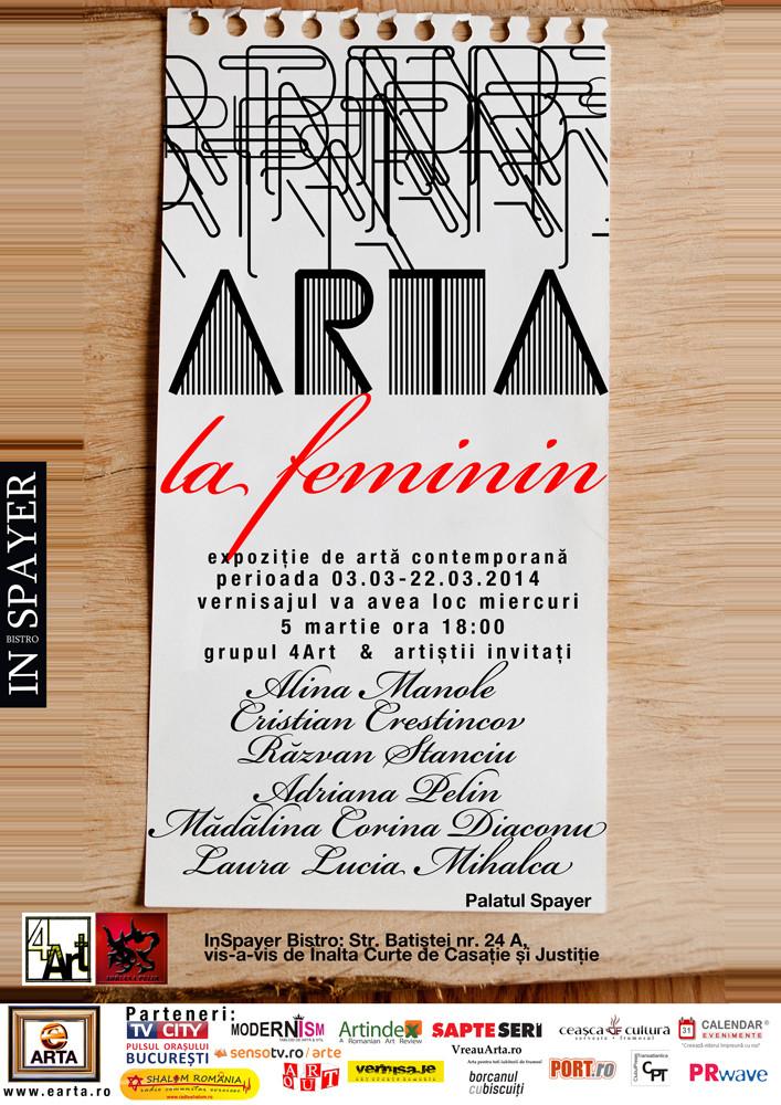 afis_Arta la feminin_site