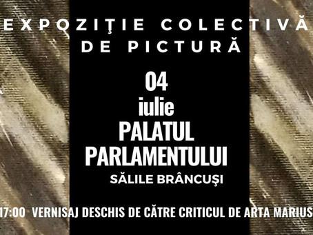 GENERATIONS – Expozitie de pictură și sculptură @ Palatul Parlamentului