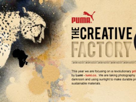 PUMA® CREATIVE FACTORY LOVE THY PLANET