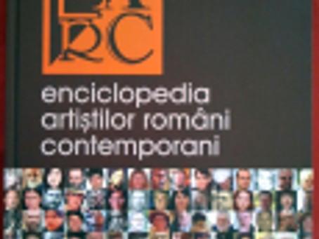 "Alina Manole in "" Enciclopedia artistilor romani contemporani"" vol VII, editura Arc 2000"