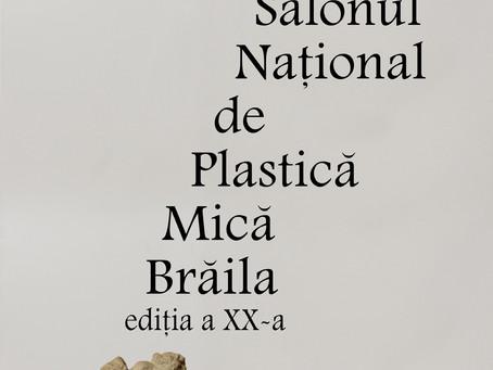Salonul Național de Plastică Mică Brăila, ediția a XX-a, 2019