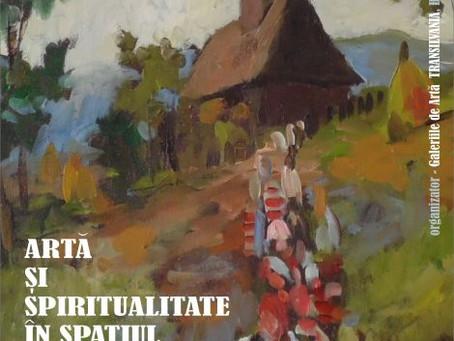 """"""" Arta si spiritualitate in spatiul transilvan"""", expoziţie de artă plastică la  Institut"""