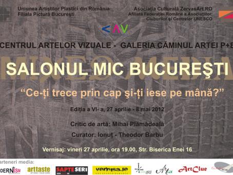 SALONUL MIC BUCURESTI   –   SMB6 (2012)