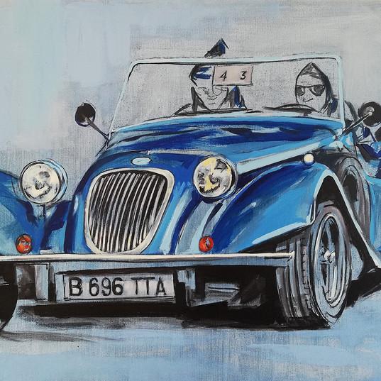 blue_40pe60 cm_acrilic pe panza_autor Al